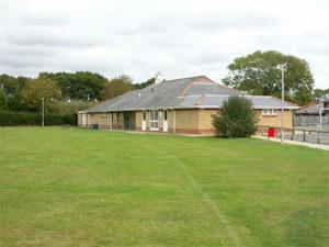 Hordle Pavilion